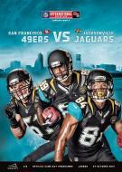 NFL 49ERS VS JAGUARS 27/10/13
