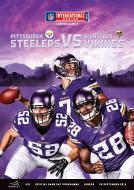 NFL STEELERS VS VIKINGS