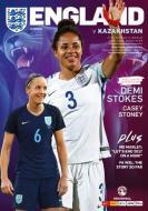 Womens England v Kazakhstan Programme 28th November 2017