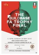 FA Non-League Finals Day 20th May 2018