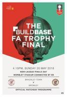 FA Non-League Finals Day 20th May 2018