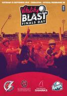 Natwest T20 Blast Edgebaston 15th September