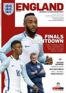 England V Bosnia & Herzegovina Under 21 - Official Programme
