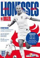 Womens England vs Brazil 05.10.2019