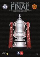 FA Cup Final Chelsea v Manchester United 19th May 2018