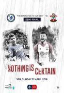 FA Cup Semi Final Chelsea v Southampton 22nd April 2018