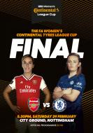 Women's Continental Final 2020