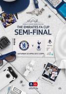 FA Cup Semi Final 22.04.2017 Chelsea FC v Tottenham Hotspur