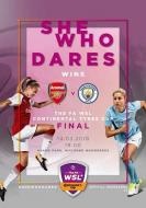 Womens Continental Tyres Cup Final 14th March 2018