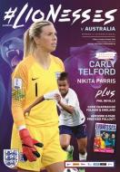 Womens England V Australia 9th October 2018