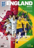 England v Brazil Intl Match 14th November 2017