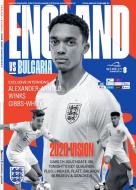 England v Bulgaria 7th September 2019
