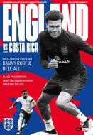 England vs Costa Rica Intl Match 7th June 2018