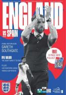 England vs Spain 8th September 2018
