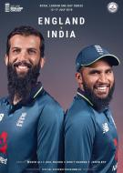 England v India RL ODI Series 12th July - 17th July