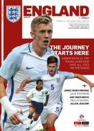 England V Italy Under 21 Int Match Off Programme Thursday 10.11.16