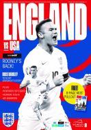 England vs USA 15th November 2018