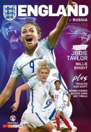 England v Russia Womens World Cup Qualifier 19th September 2017