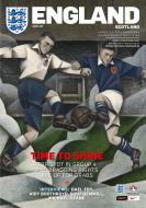 England v Scotland Under 21 Prog 6th October 2017