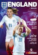 Women England v Wales 6th April 2018