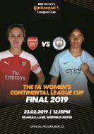 Womens Continental Cup 23rd February 2019