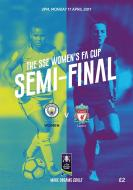 Womens Semi Final 17.04.2017 Manchester City v Liverpool