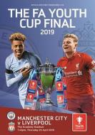 FA Cup Youth Final 25th April