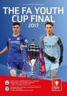 The FA Youth Cup Final 2017 Official Programme 18.04.2017
