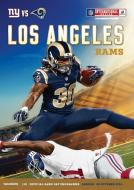 NFL Programme New York Giants @ Los Angeles Rams
