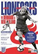 England vs Denmark & NewZealand 1st June