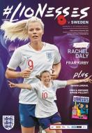 Womens England V Sweden 11th November 2018