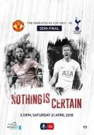 FA Cup Semi Final Manchester United v Tottenham Hotspur 21st April 2018