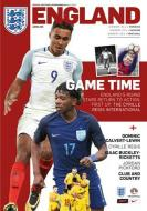 England Under 21s Programme March 2018