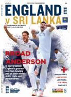 England V Sri Lanka Test 3