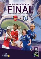 Womens FA Cup Final Programme