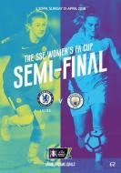 Women's FA Cup Semi Final 15th April 2018