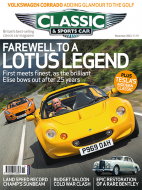 Classic & Sports Car NOVEMBER 2021