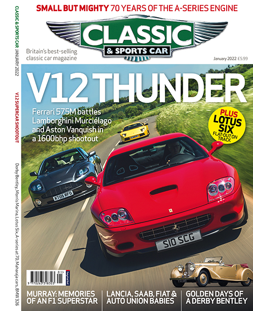 Classic & Sports Car Digital