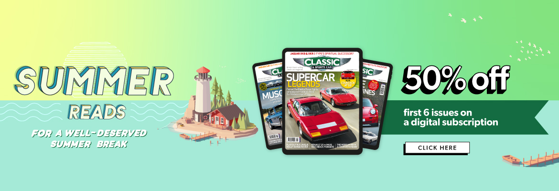 Classic & Sports Car (US)